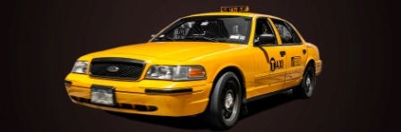 Airport Taxi Cab California